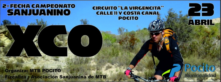 MOUNTAIN BIKE EN POCITO