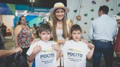 FNS 2020: EL STAND DE POCITO Y UN LUGAR DESTINADO AL TURISMO ASTRONÓMICO