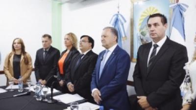 Inició el periodo de sesiones ordinarias del Concejo Deliberante.